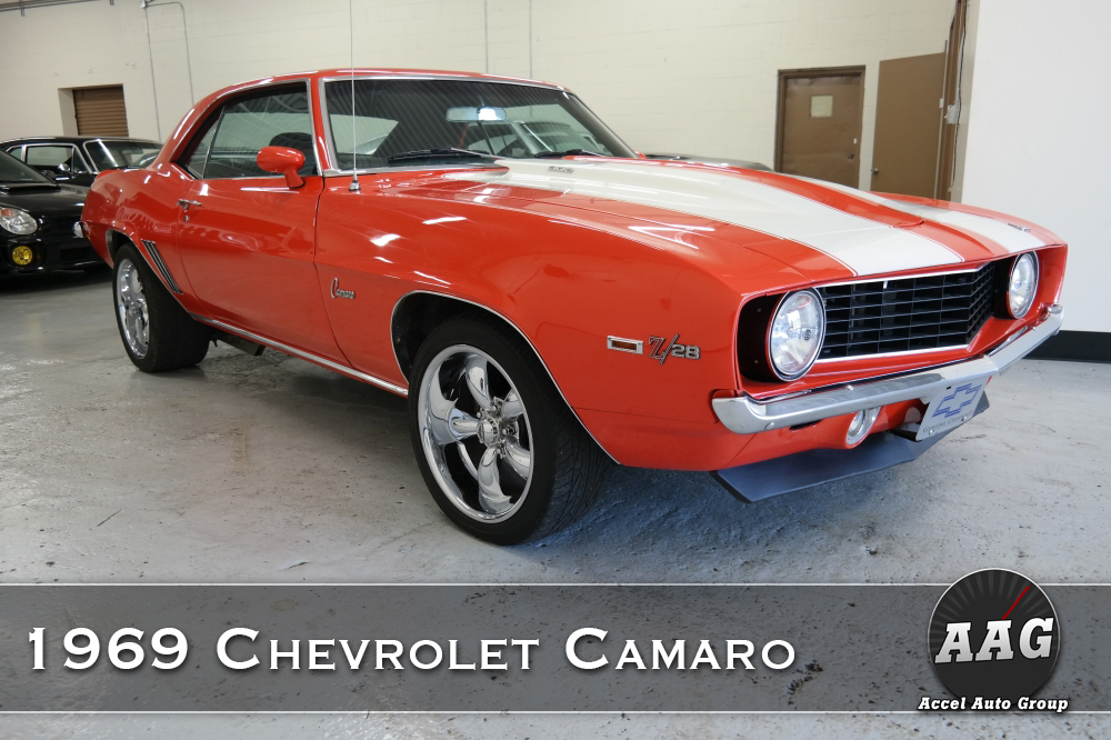 Accel Auto Group | Muscle Car Sales, Classic Muscle Cars